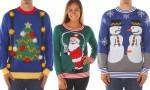 Najgrši božični puloverji