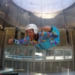 Aerodium - prvi simulator prostega pada v Sloveniji