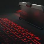 ViKC je virtualna laserska tipkovnica skrita v ovitku za pametne telefone.