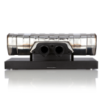 Zvočni sistem iz izpuha Porsche Design 911 GT3 Soundbar