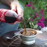 Coca-Cola slushy
