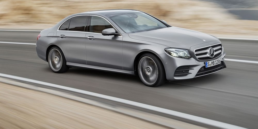 Novi mercedes benz razred e poslovni razred e dobil znani for Novi mercedes benz dealership