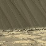 Peščene sipine na Marsu