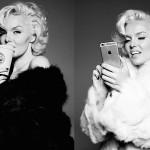 Marilyn Monroe, če bi živela danes