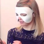 MAPO - lepotna maska s povezljivostjo Bluetooth