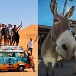 Potovanje ookoli sveta z 8 dolarji na dan