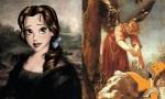 Risani junaki kot liki z umetniških slik