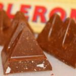 Recept: Toblerone čokolada