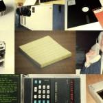 Pisarniški pripomočki in tehnologija iz sedemdesetih, ki se je poslužujemo še danes.