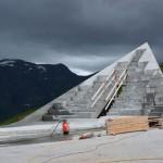 Razgledna ploščad na Norveškem