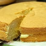 Biskvit za torto