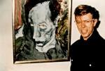 David Bowie je bil tudi slikar
