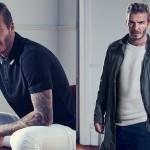 David Beckham in H&M 2016