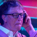 Bill Gates kot DJ