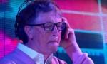 Bill Gates kot DJ