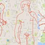 Stephen Lund: Risanje z GPS napravo
