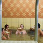 Kopanje v bazenu