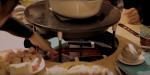 Anti-pametni telefon jedilna miza