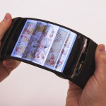 Upogljivi pametni telefon Reflex