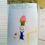 Neprimerne otroške risbice
