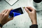 Samsung Galaxy S7 - Reža za do 200 GB dodatnega spomina.