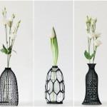 3D print: vaze, ki oživijo stare steklenice