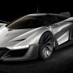 Superšportnik Aero GT Concept