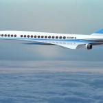 Nadzvočno potniško letalo Boom