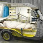 Potovalni skuter Bufalino Camping