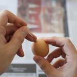 Izpihovanje jajca