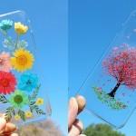 Ovitek za pametni telefon s pravo rožo