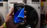 Samsung Galaxy S7 vs. pralni stroj