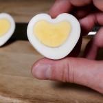 Jajce v obliki srca