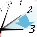 Premik ure na poletni čas