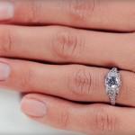 Zaročni prstani skozi čas