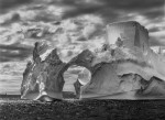Ledena gora med otokom Paulet in Južnimi Shetlandskimi otoki v Weddllovem morju. Antarktični polotok. / Antarctic Peninsula. 2005. ©Sebastião Salgado. Amazonas Images.