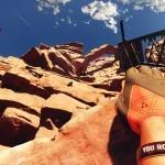 VR igra The Climb