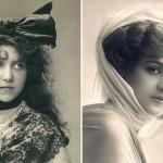 Razglednice lepotic iz pozabljenega obdobja