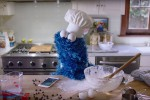 Cookie Monster in iPhone