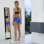 Ogledalo Naked je tudi merilnik aktivnosti