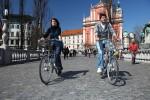 Ljubljana: Evropski kolesarski festival 2016