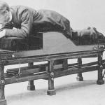 Tako so izgledale fitnes naprave 130 let nazaj!