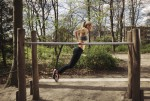 Fitnes na prostem v Sloveniji
