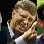 Kaj so Steve Jobs, Bill Gates in drugi uspešneži počeli do 25. leta?