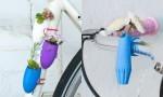 Bike Planters - vazice za kolo