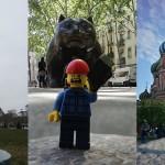 Lego popotnik