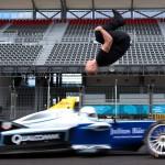 Damien Walters in Formula E