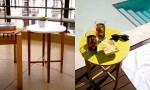 Zložljiva mizica Ta-bl