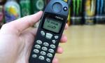 Mobilni telefoni leta 1999