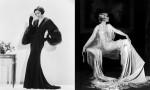 Ženska moda v 20. letih 20. stoletja.